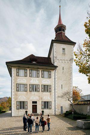 Öffentliche Stadtführung Willisau
