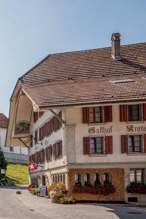 Gasthof Krone Luthern