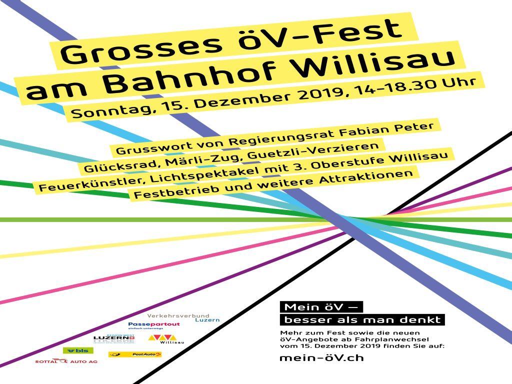 ÖV Fest in Willisau