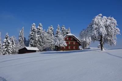 Bauernhaus Sunnsite in Luthern