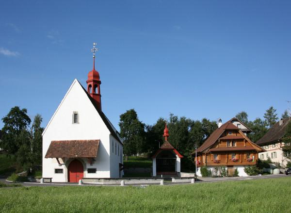 Velo Rundtour Willisau - Wasserschloss Wyher - Alberswil