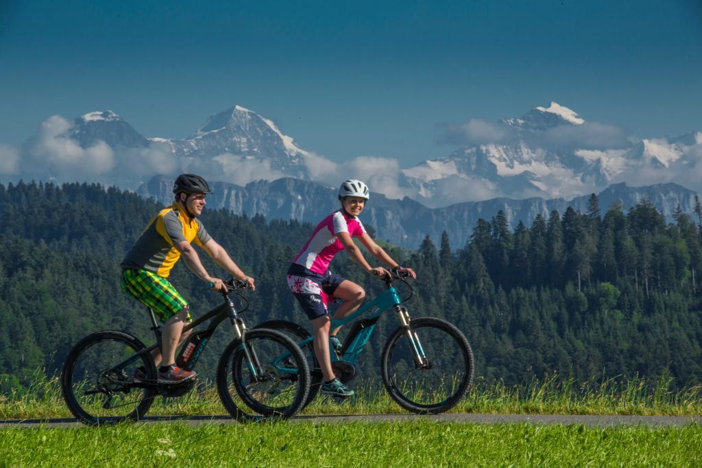 E-Bike Rundtour um den Napf