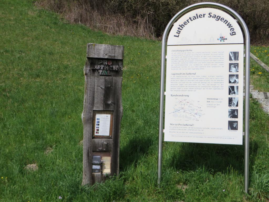 Luthertaler Sagenweg