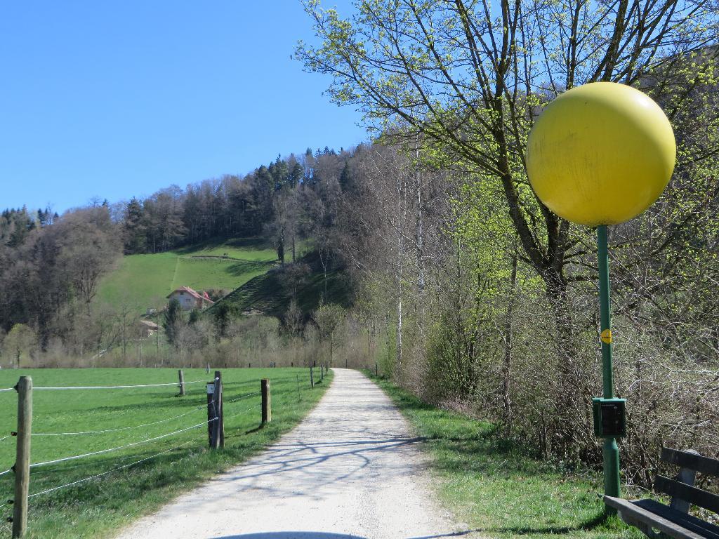 Familienwanderung Gettnau - Willisau